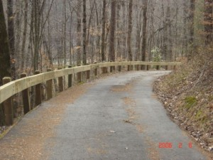 Wooden Guardrail Specialists