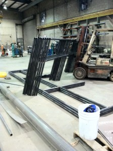 Manufacture Handrails In-House