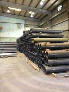 Bollard Manufacturing